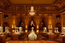 NYC Plaza Hotel Ballroom Wedding