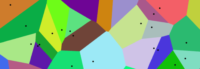 Voronoi Patterns