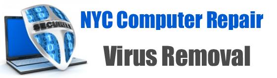 NYC Computer Repair Virus Removal