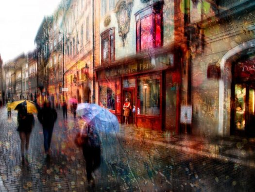 IAAP Gold Medal - Alexander Atoyan (Russia) - One in the city