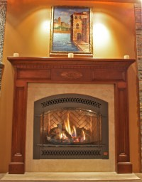 Gas, Electric and Wood Fireplaces | NYC Fireplaces ...