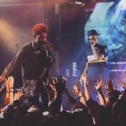 Denitia And Sene (Side.FX Ep Release Show), The Funk Ark, Mamarazzi