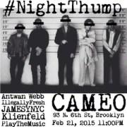 Antwan Webb, IllegallyFresh, JAMESYNYC, Klienfeld, PlayTheMusic