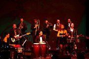 Williamsburg Salsa Orchestra, La Mecanica Popular, DJ Mickey Perez