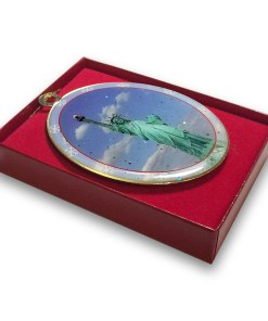 Statue Of Liberty Christmas Ornament box CO48366 from ny christmas gifts