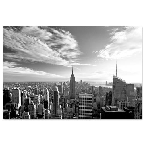 Empire State Building New York Art Print MP-1026