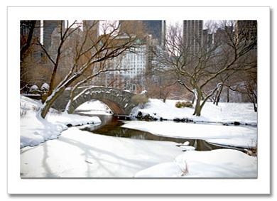 Love Bridge CP NY Christmas Card HPC2816