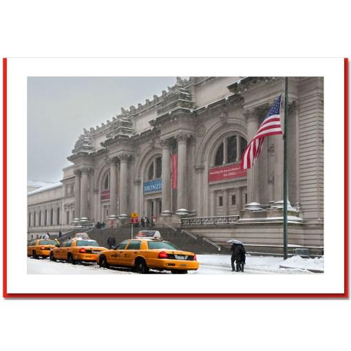 Metropolitan Museum of Art Handmade Photo Card HPC2392