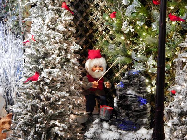 Christmas in New York Holidays Display NYC 7