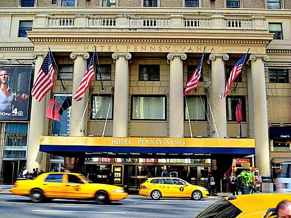 Hotels Near Penn Station  Madison Square Garden, Empire