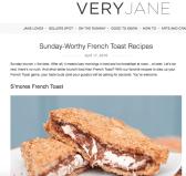https://jane.com/blog/sunday-worthy-french-toast-recipes/