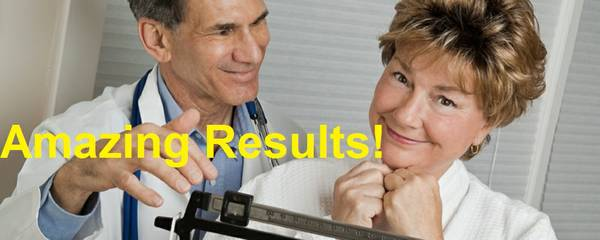 Amazing weight loss results NYC