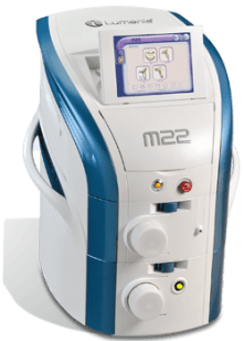 Lumenis M22 IPL with laser ResurFX