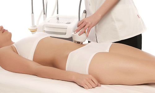 RF body fat reduction treatments