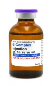 Bcomplex-injection booster