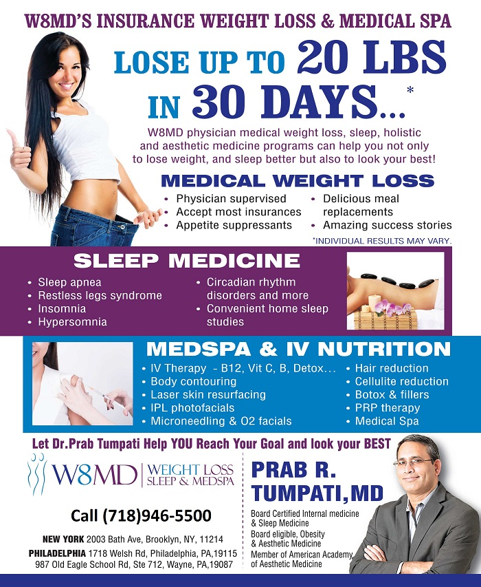 W8MD weight loss medspa NYC