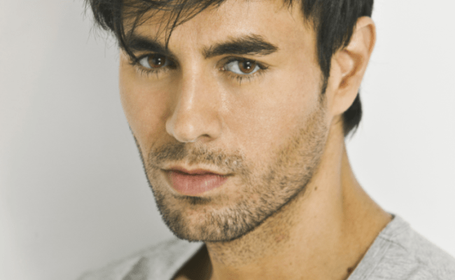 Concert Spotlight Interview With Enrique Iglesias Nyc