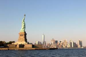 Image of The Statue of Liberty