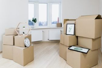 boxes - affordable movers