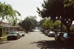 Street Neighborhood Cars Houses
