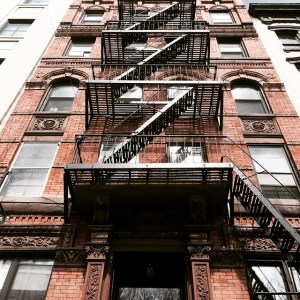 Apartment Building NYC