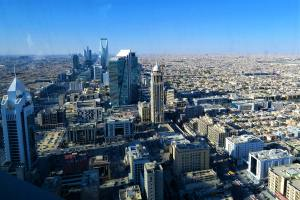 The view of Riyadh, one of the Saudi Arabia cities you should consider expanding your business to.