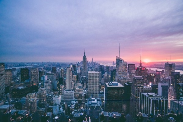 move to New York
