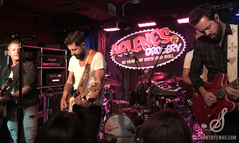 Concert Review: Old Dominion Play Intimate Dive Bar Show in