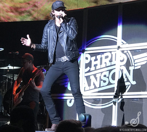 Chris Janson I Madison Square Garden