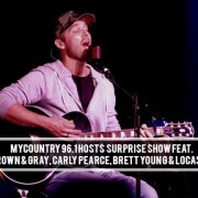 MyCountry 96.1 Secret Show