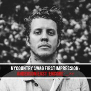 Anderson East Cover