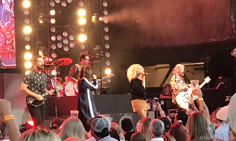 Bandwagon Tour Little Big Town