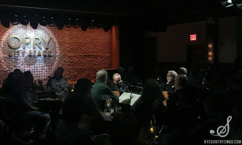 Opry City Stage Songwriters Night