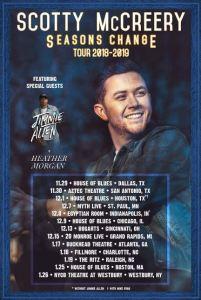 2019 Tours