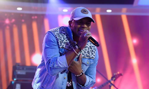 Jimmie Allen on Today Show