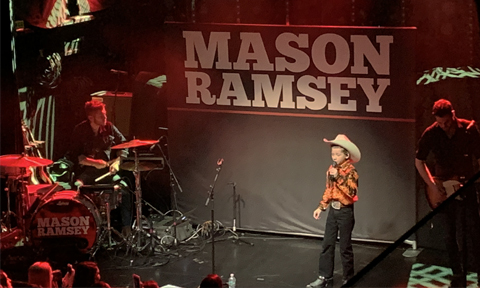 Chris Lane Mason Ramsey Gabby Barrett