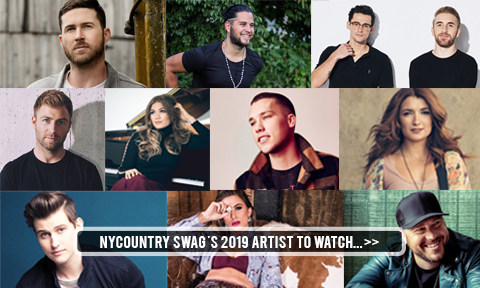 New York Country Swag's 2019 Artists to Watch List