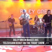 Riley Green Today Show
