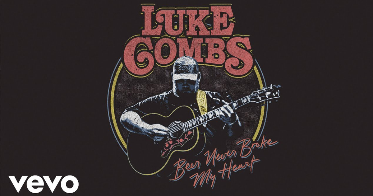 It's Here! Luke Combs Releases