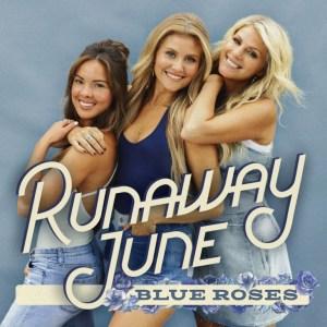 Blue Roses Runaway June