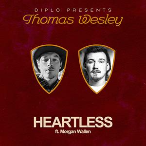 Diplo, Morgan Wallen, Heartless