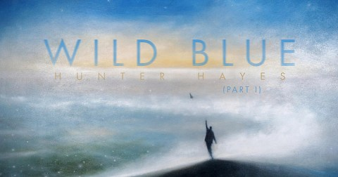 Hunter Hayes Wild Blue