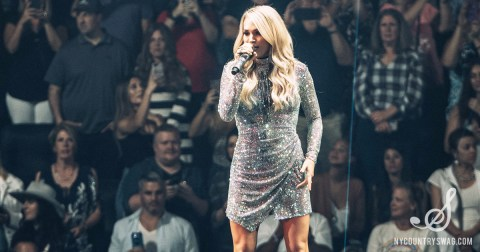 Carrie Underwood MSG