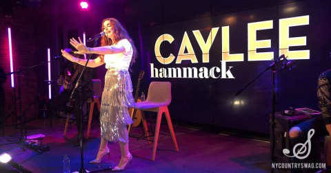Caylee Hammack YouTube Space NYC
