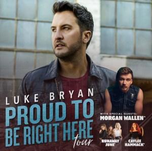 Luke Bryan Tour