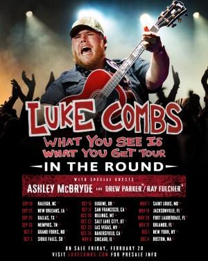 Luke Combs Tour