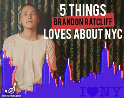 I Love New York - Brandon Ratcliff