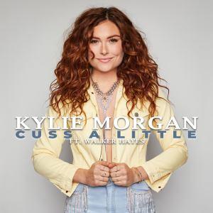 "Kylie Morgan's New Song ""Cuss A Little"" ft. Walker Hayes"