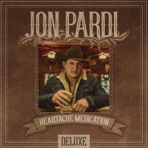 Jon Pardi Heartache Medication Deluxe New Album