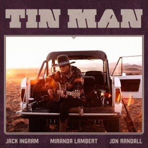 """Miranda Lambert's new version of """"Tin Man"""" as part of 'The Marfa Tapes' with Jack Ingram and Jon Randall is available now, March 12th"""
